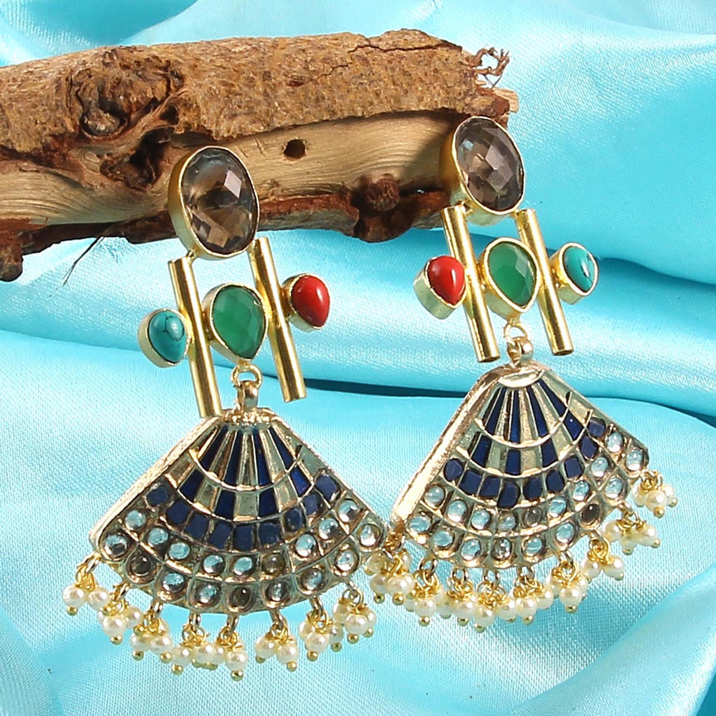 Akrengol Earrings