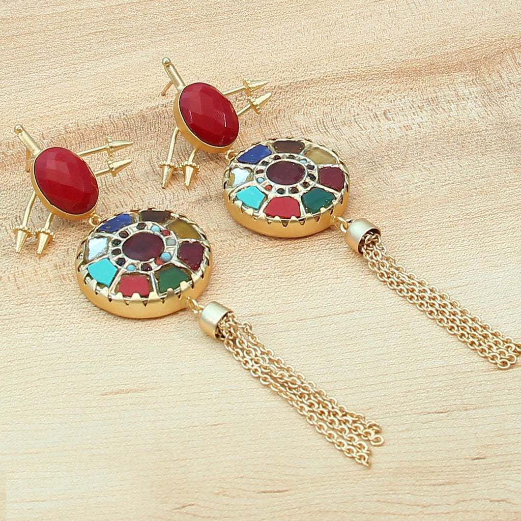 Akrood Earrings