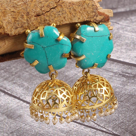 Powdrello Earrings