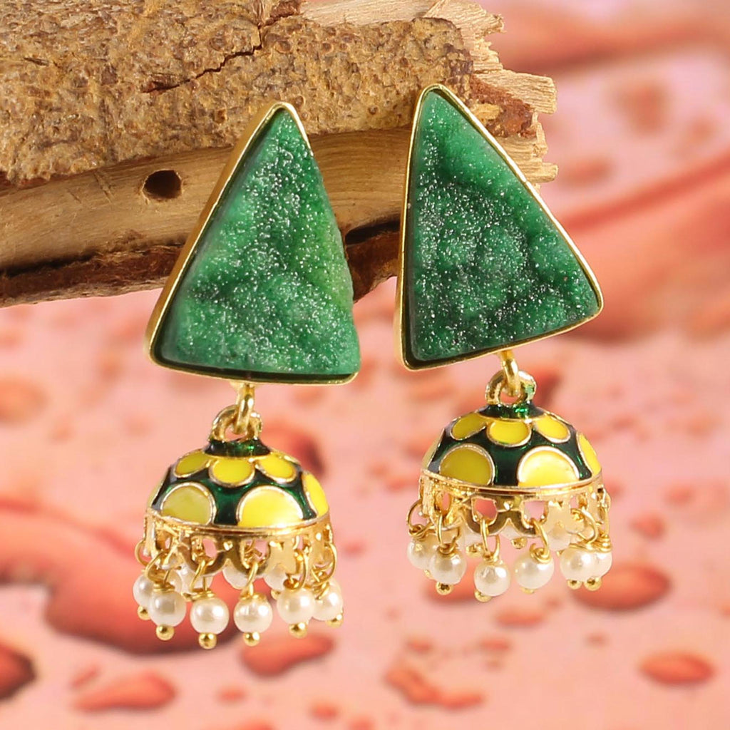 Kanga Earrings