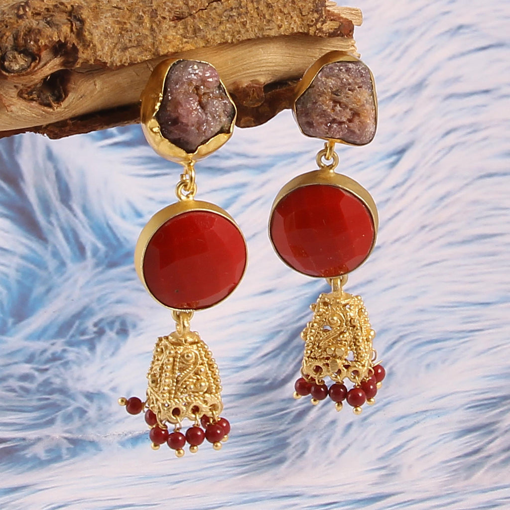 Amuba Earrings