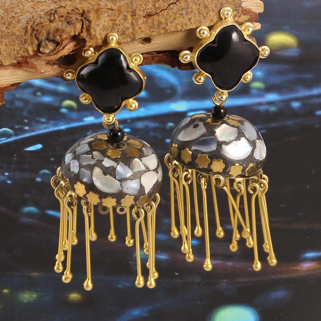 Amshan Earrings