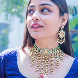 Aashita Kundan Necklace Set