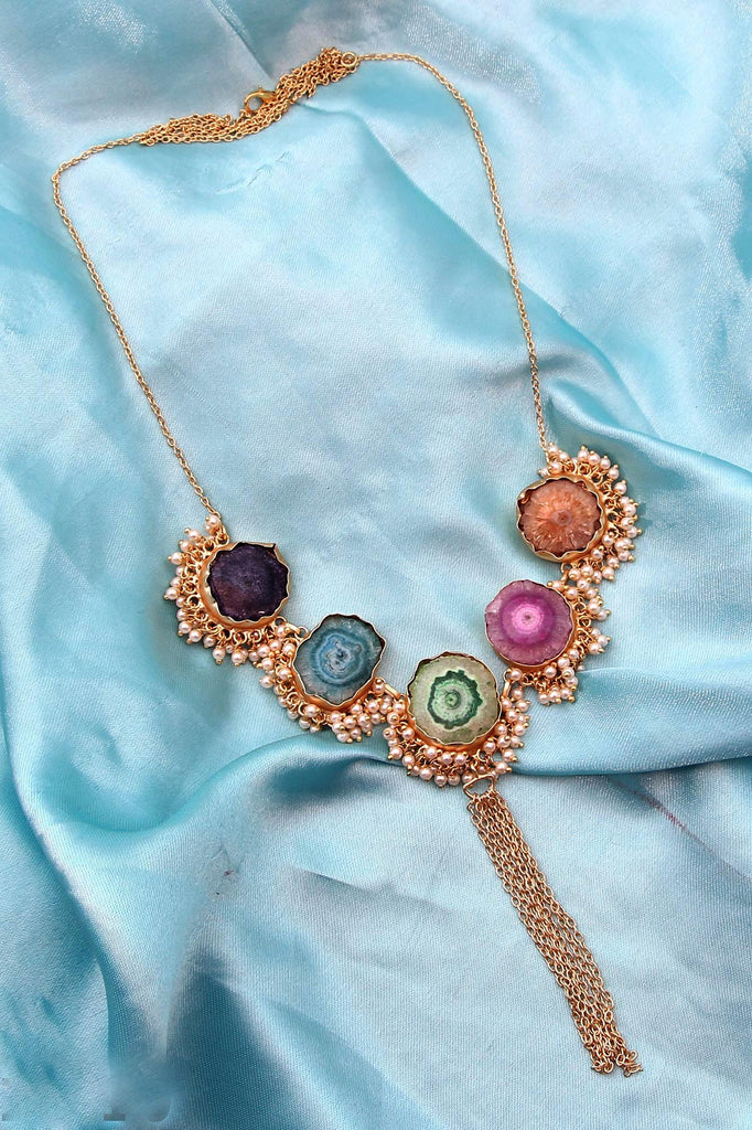 Zulfahim Statement Necklace
