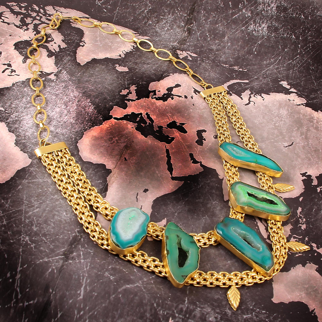 Nastalie Statement Necklace