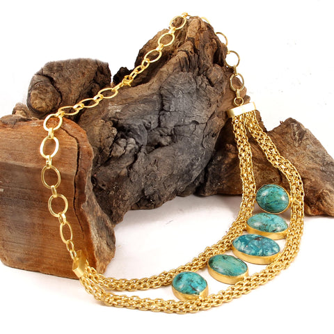 Panochaio Statement Necklace