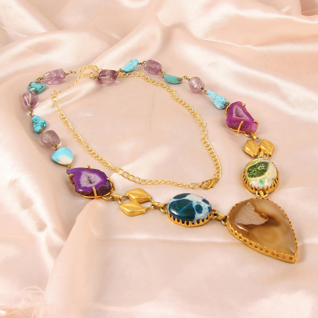 Brisaida Statement Necklace