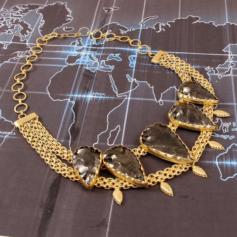Karlsruhe Statement Necklace