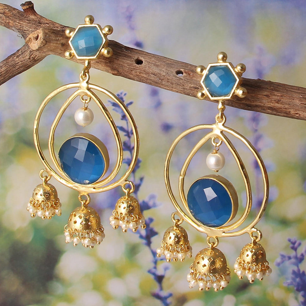 Elevetha earrings