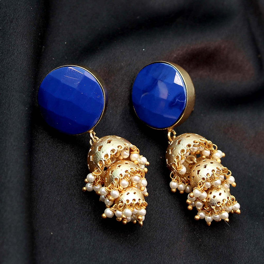 Adzuki Earrings