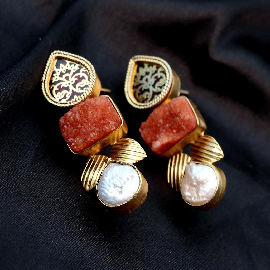 Adromera Earrings