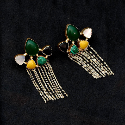 Adyarite Earrings