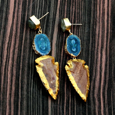 Aazim Earrings