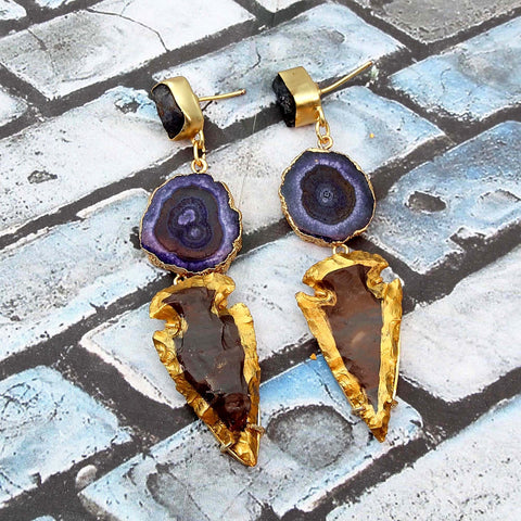 Abaluba Earrings