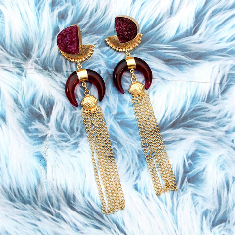 Abaqoos Earrings