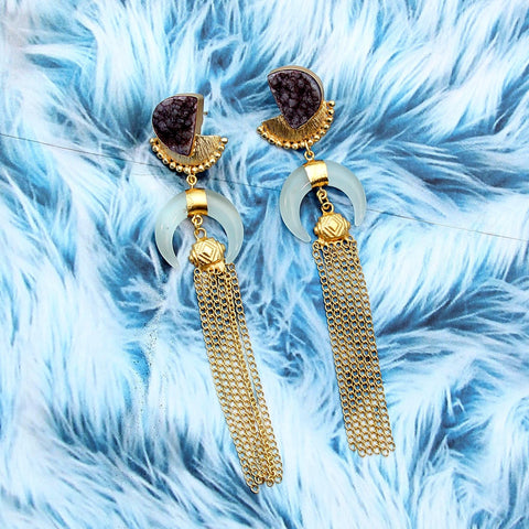 Abarackan Earrings
