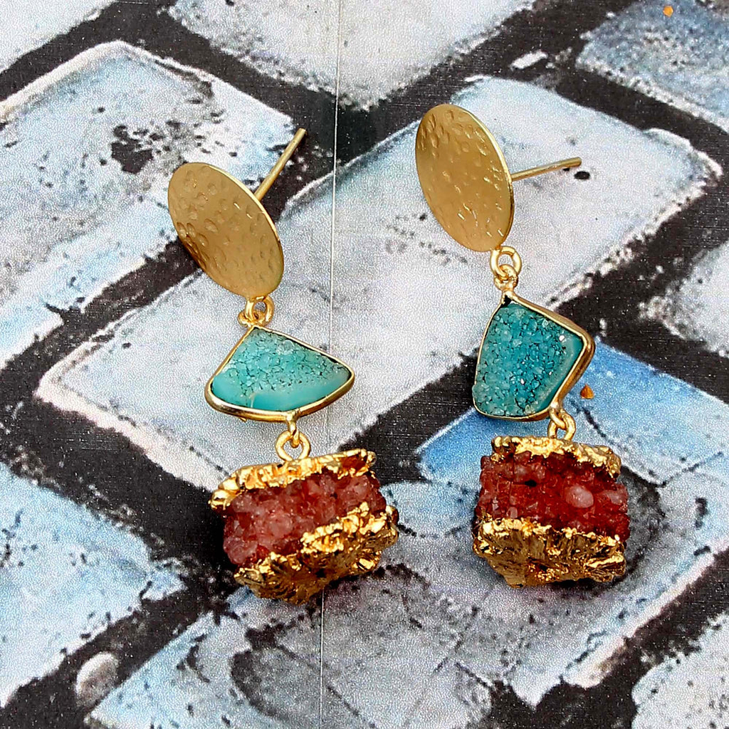 Abarktion Earrings