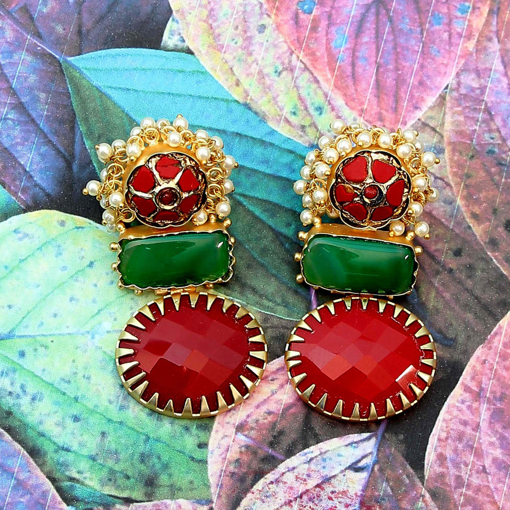 Kariak Earrings