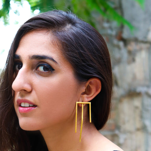 Seraphina Minimalist Earrings
