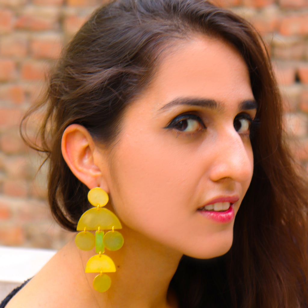 Sirina Minimalist Earrings