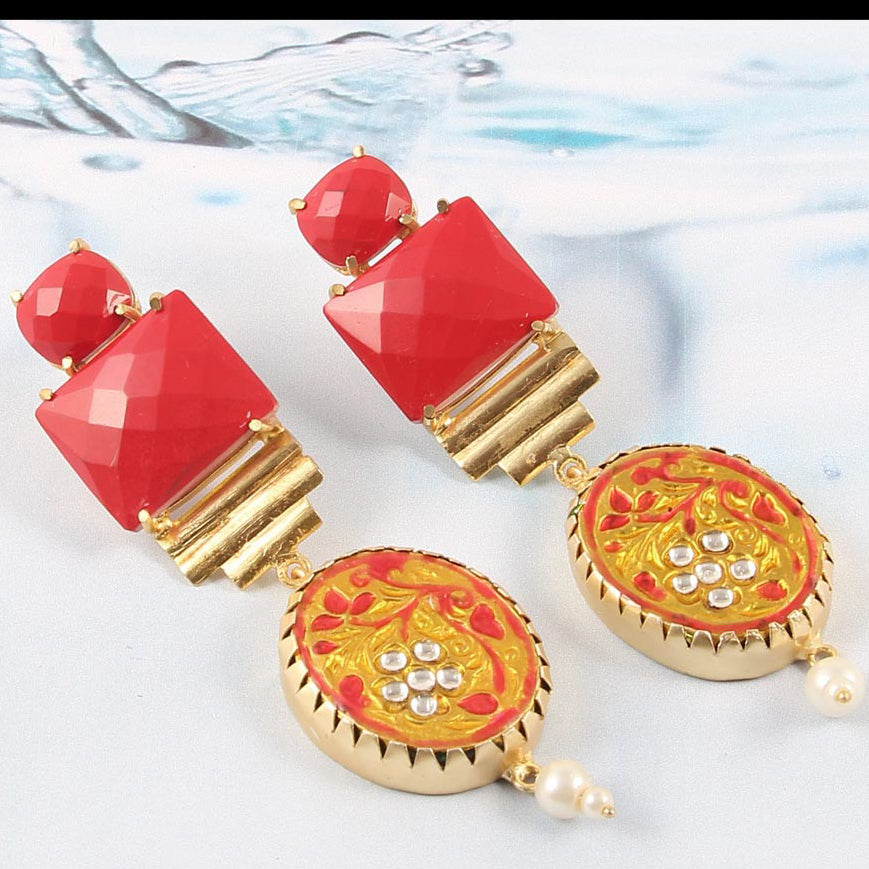 Eizreen Earrings