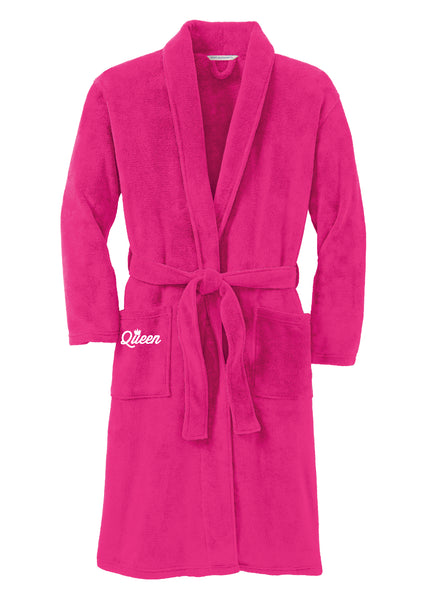 King & Queen Robes combo package