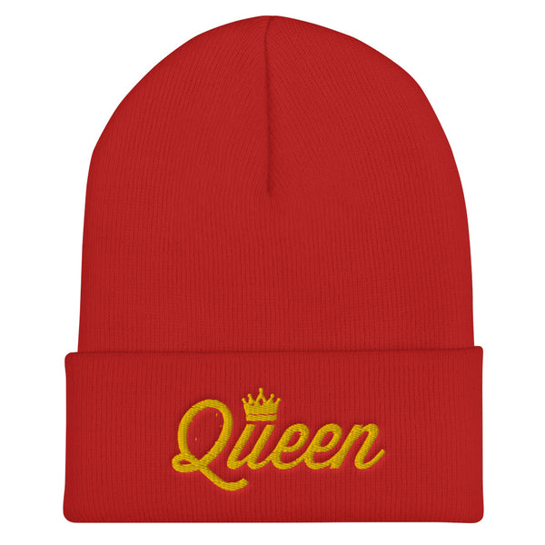 Queen Up Beanie