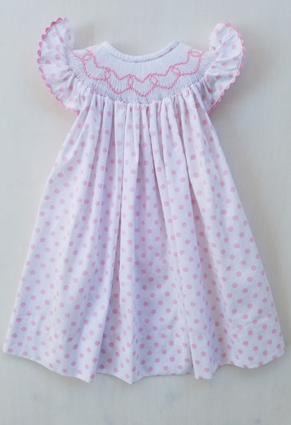 Sweetheart Bishop Dress