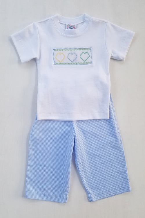 Sweetheart Boys Pants Set