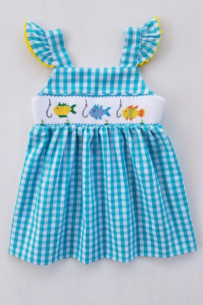 Little Angler Sundress