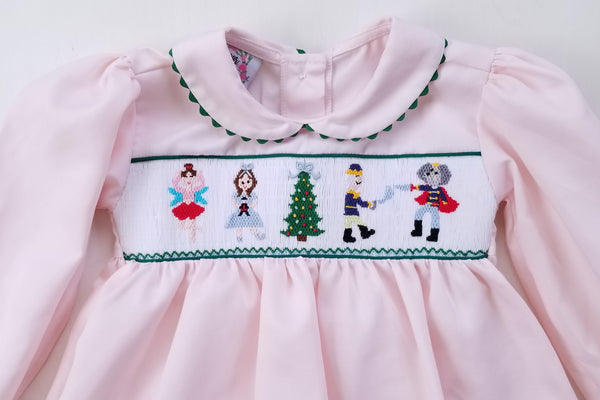 Nutcracker Suite Vintage Dress