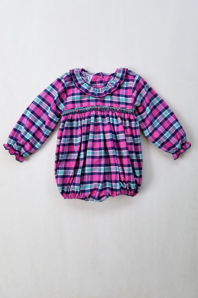 Pinckney Plaid Bubble