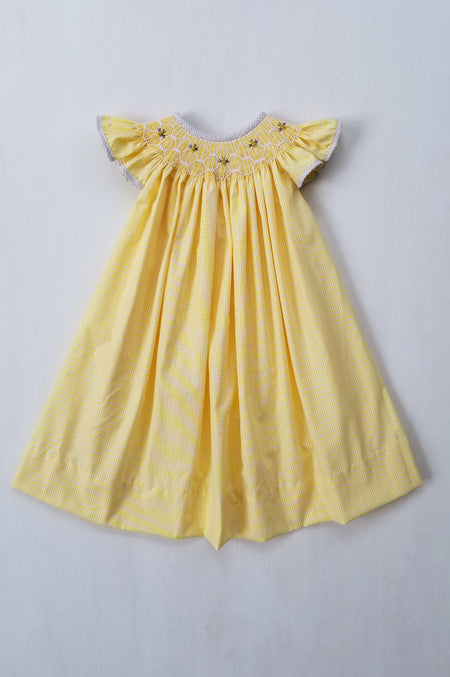 Spun Sugar Bishop Dress