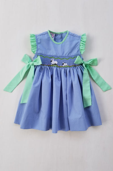 Little Lamb Dress