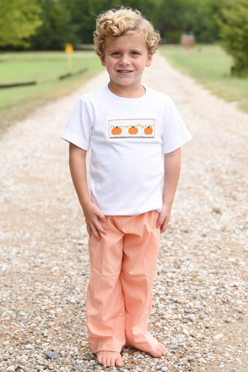 Pumpkin Patch Boys Pants Set
