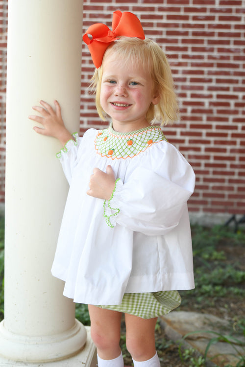 Petite Pumpkins Bloomer Set