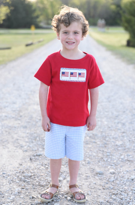 Christmas Truck Boys Pants Set