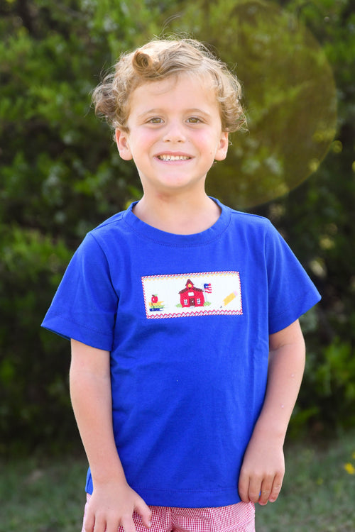Little Red Schoolhouse Shirt