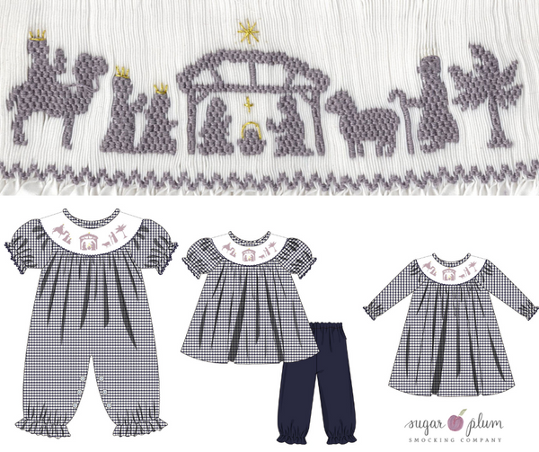 Oh Holy Night Pants Set