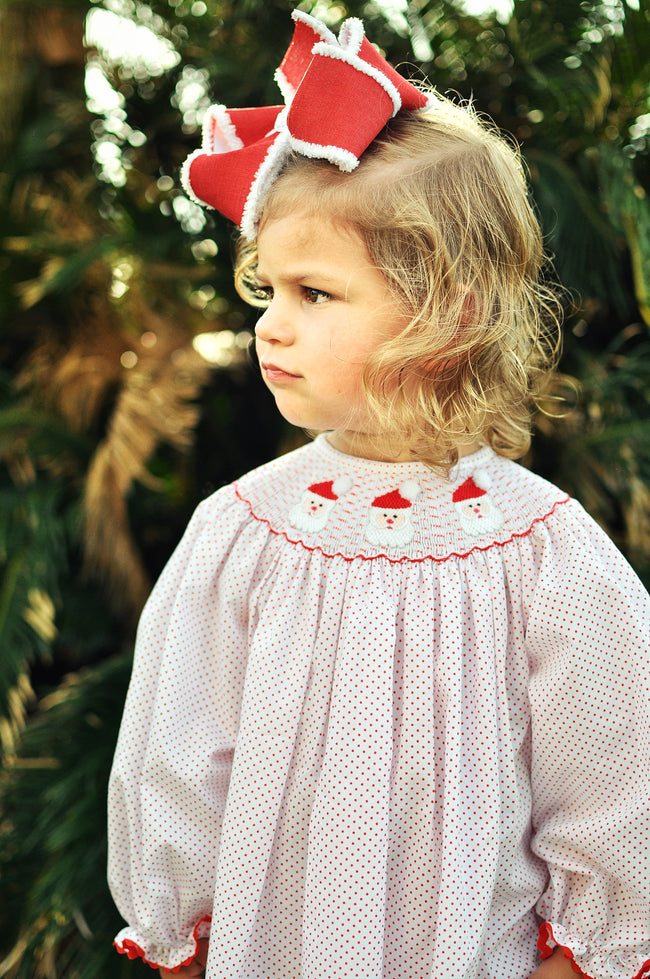 Old Saint Nick Bishop Dress