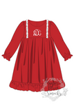 Girls Christmas Lounge Gown