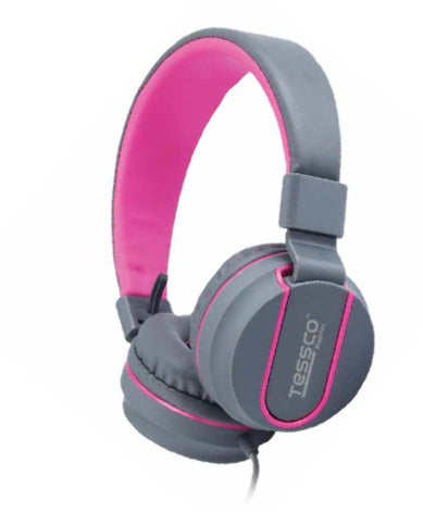 Tessco BH-378 Super Bass Music Headphone