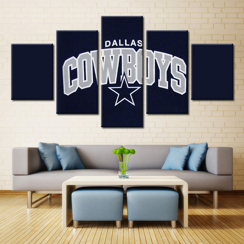 5 Pieces Dallas Cowboys