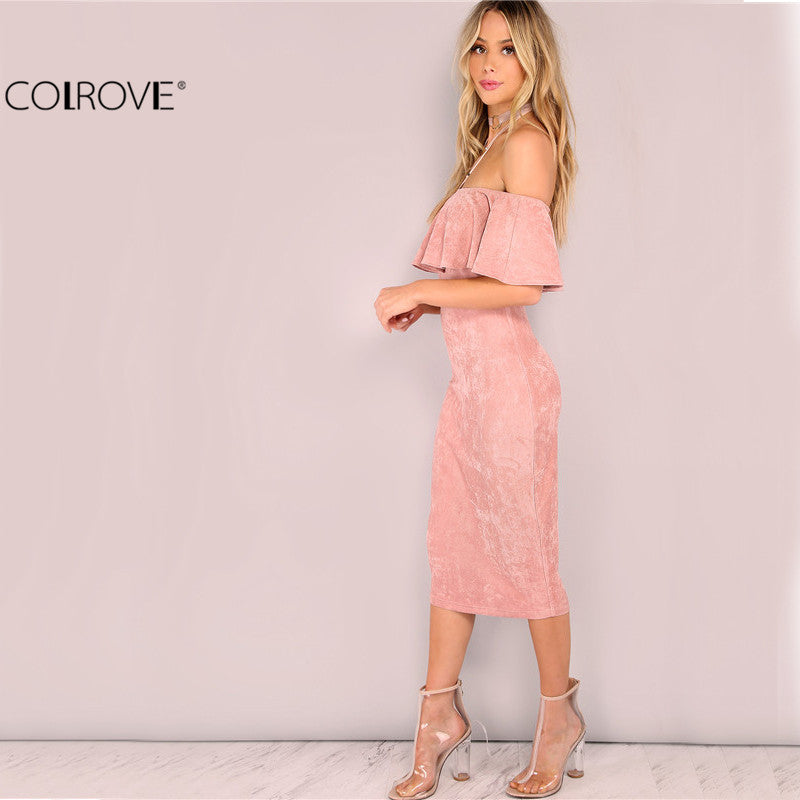 COLROVIE Party dress