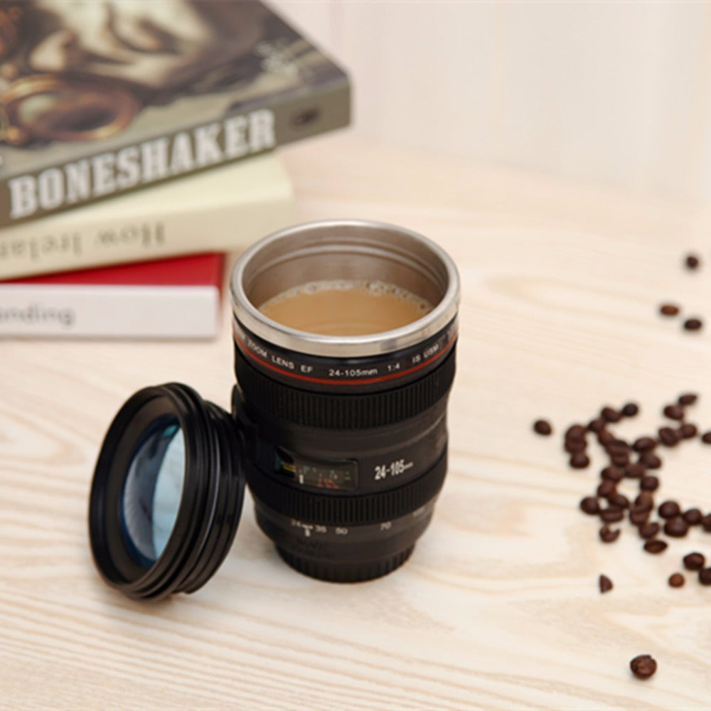 13.5oz Stainless Steel Mug  for Photographer