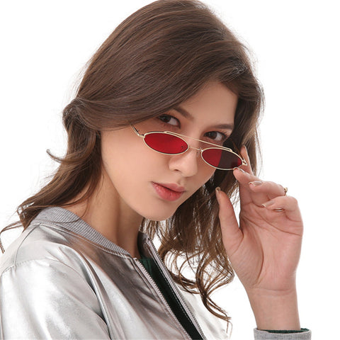 Ladies Cat Eye Sunglasses 2018