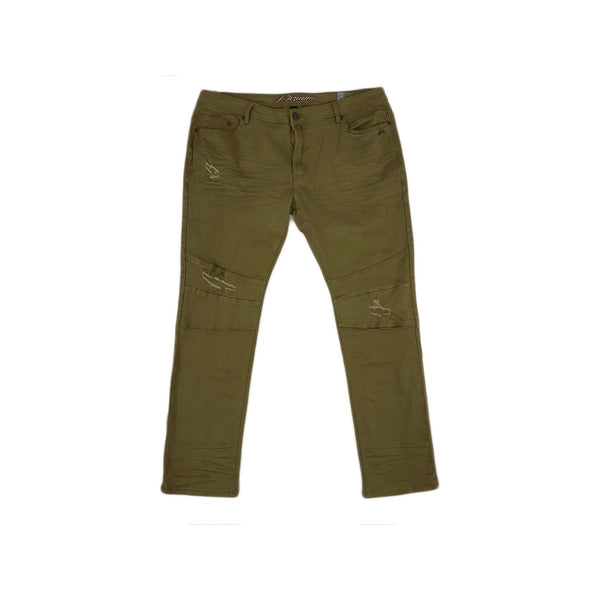 A. Tiziano Olive Marcus Jeans