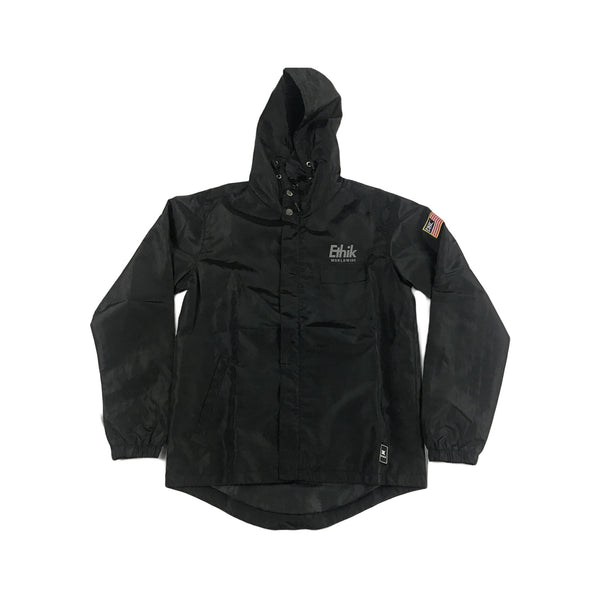 Ethik Tech Rain Jacket (black)