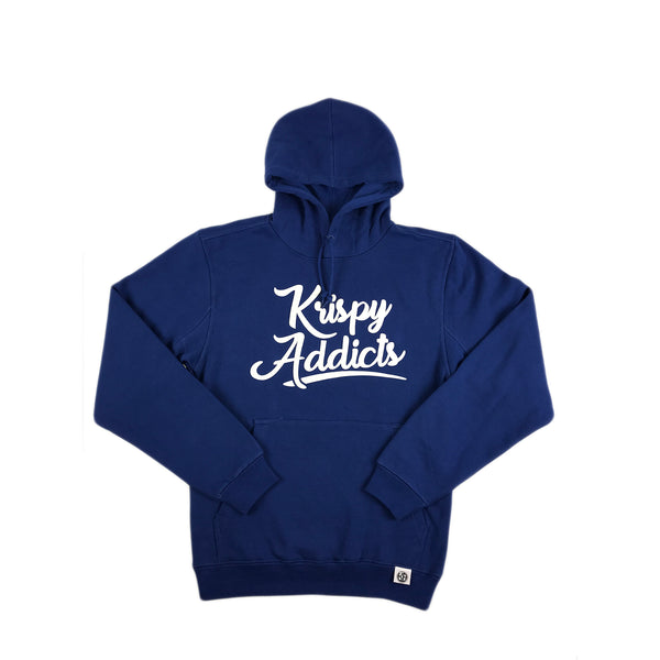 Krispy Addicts - Hoodie (royal blue)