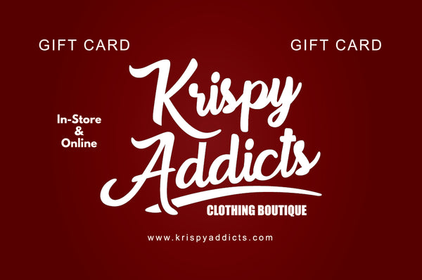 Krispy Addicts - Gift Card